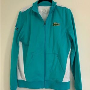 NEW Lacoste Women's Miami Open Jacket Size S
